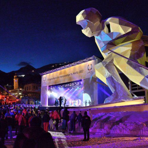 Ski WM St. Moritz 2017